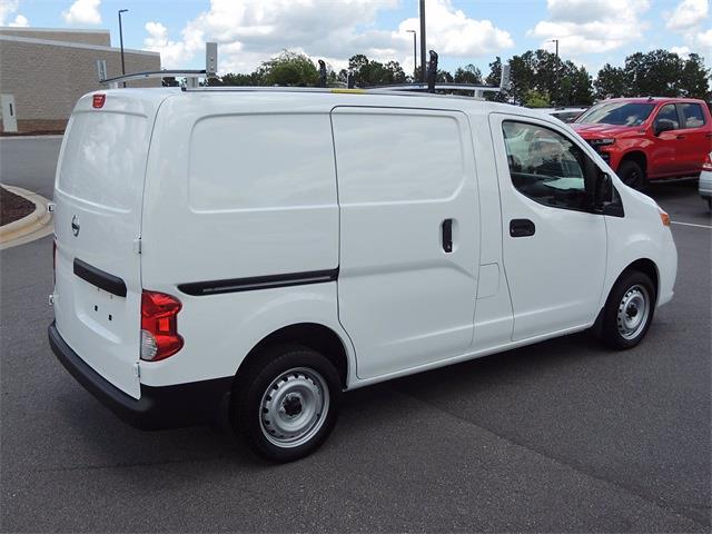 2021 Nissan NV200 4x2, Upfitted Cargo Van #9IC4066 - photo 1