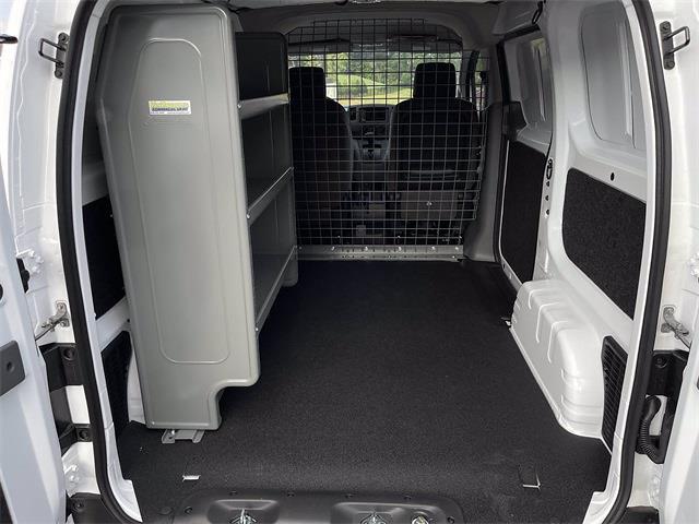 2021 Nissan NV200 4x2, Upfitted Cargo Van #9IC4067 - photo 1