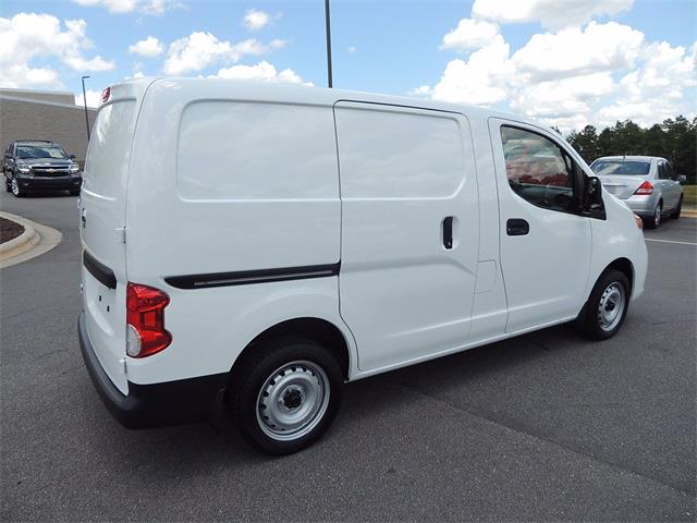 2021 Nissan NV200 4x2, Upfitted Cargo Van #9IC4070 - photo 1