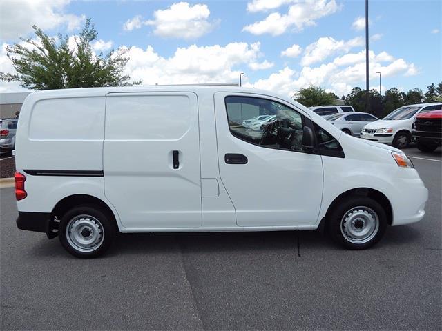 2021 Nissan NV200 4x2, Upfitted Cargo Van #9IC4072 - photo 1