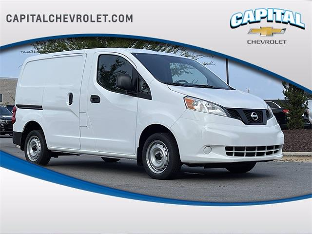2021 Nissan NV200 4x2, Upfitted Cargo Van #9IC4074 - photo 1