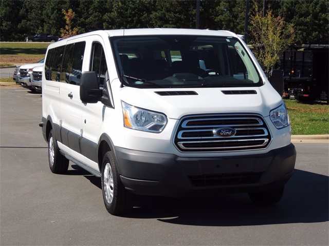 2017 Transit 350 Low Roof,  Passenger Wagon #9MN131 - photo 4