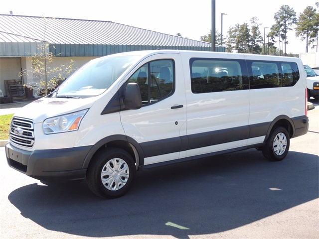 2017 Transit 350 Low Roof,  Passenger Wagon #9MN131 - photo 6