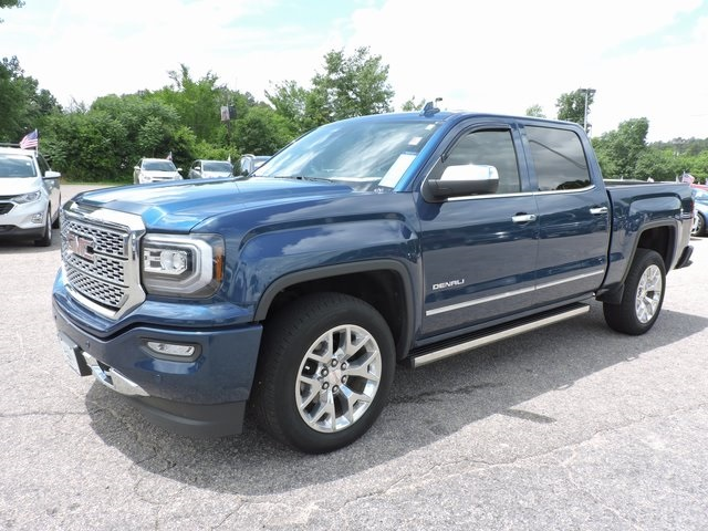 2017 Sierra 1500 Crew Cab 4x4,  Pickup #9PA1282A - photo 4