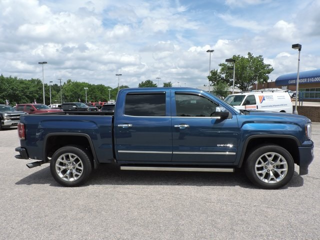 2017 Sierra 1500 Crew Cab 4x4,  Pickup #9PA1282A - photo 8