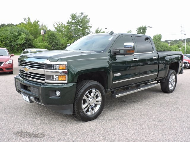 2015 Silverado 2500 Crew Cab 4x4,  Pickup #9PA1425 - photo 4