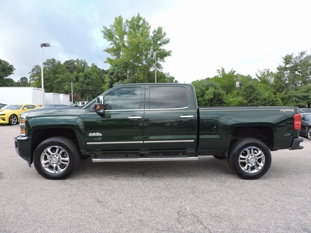 2015 Silverado 2500 Crew Cab 4x4,  Pickup #9PA1425 - photo 5