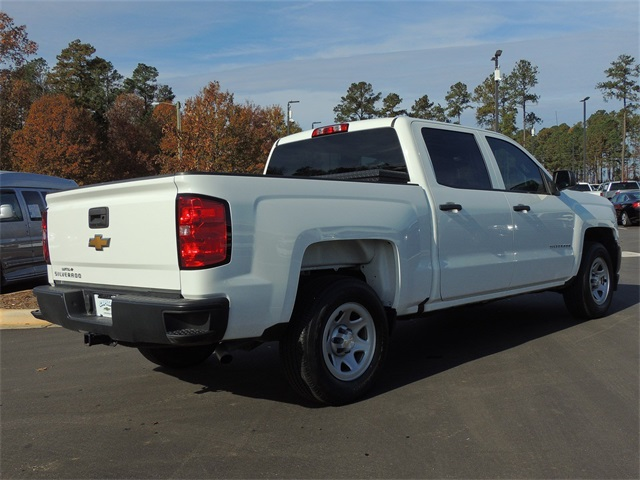 2017 Silverado 1500 Crew Cab 4x2,  Pickup #9PA1702 - photo 1