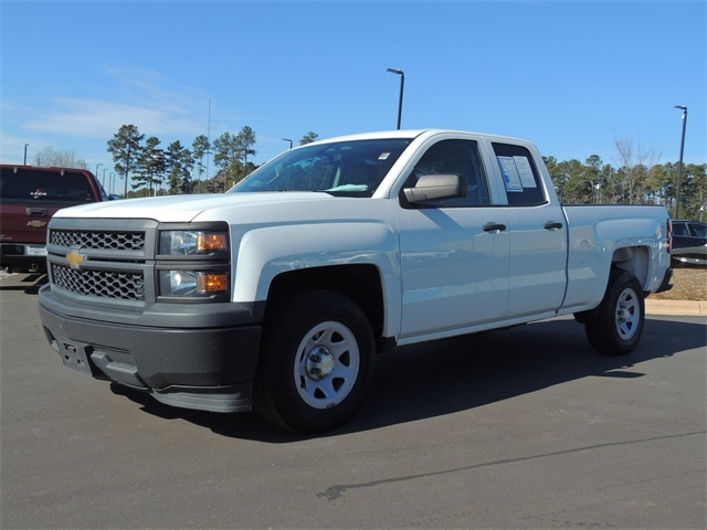 2014 Silverado 1500 Double Cab 4x2,  Pickup #9PA1735 - photo 4