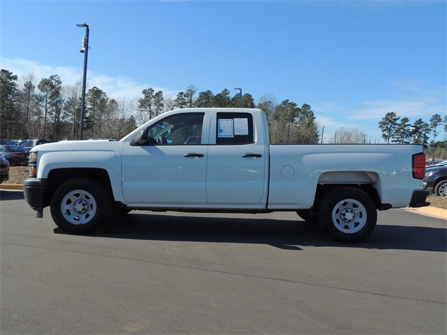 2014 Silverado 1500 Double Cab 4x2,  Pickup #9PA1735 - photo 5