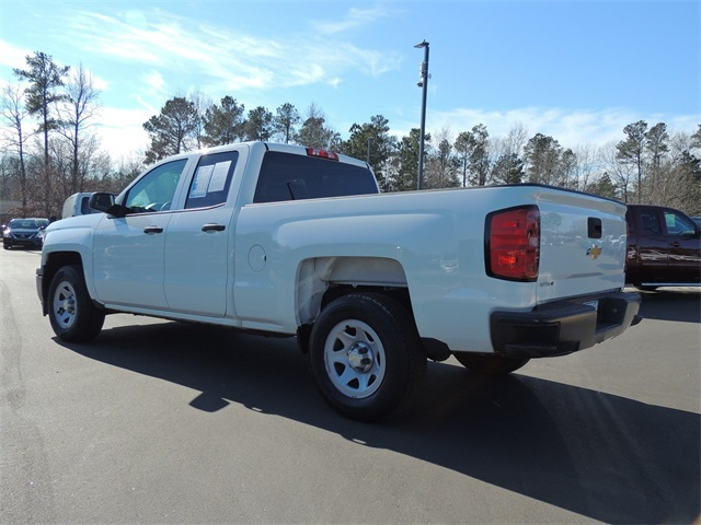 2014 Silverado 1500 Double Cab 4x2,  Pickup #9PA1735 - photo 6