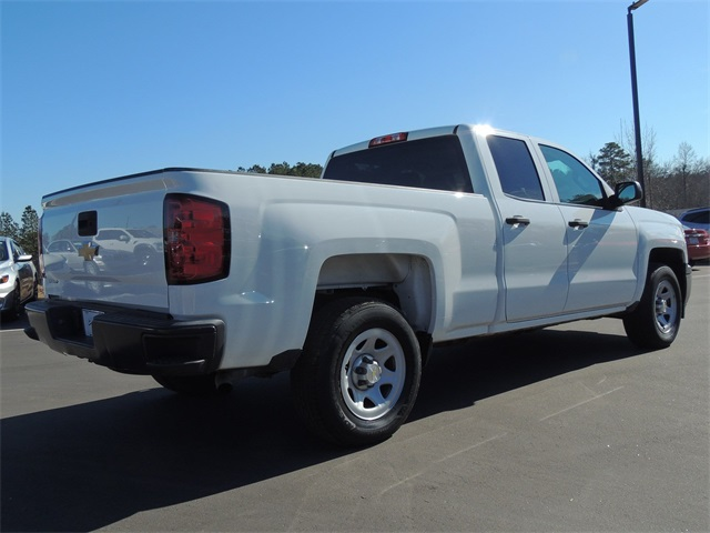 2014 Silverado 1500 Double Cab 4x2,  Pickup #9PA1735 - photo 2