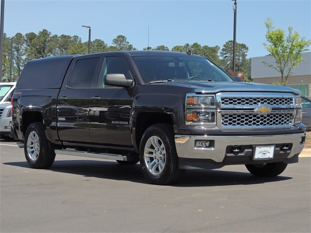 2014 Silverado 1500 Crew Cab 4x4,  Pickup #9PA1764A - photo 1