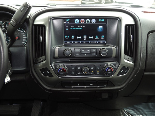 2018 Silverado 1500 Double Cab 4x4,  Pickup #9PA1771 - photo 22