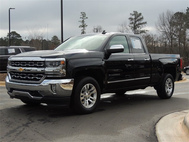 2018 Silverado 1500 Double Cab 4x4,  Pickup #9PA1771 - photo 4