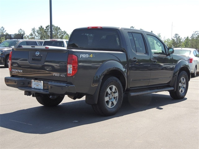 2013 Frontier Crew Cab 4x4,  Pickup #9PA2063 - photo 1