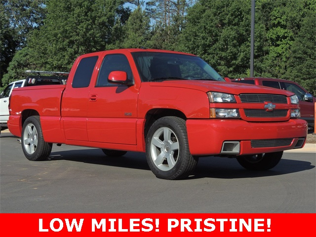 2003 Silverado 1500 Extended Cab 4x4,  Pickup #9PA2097 - photo 1