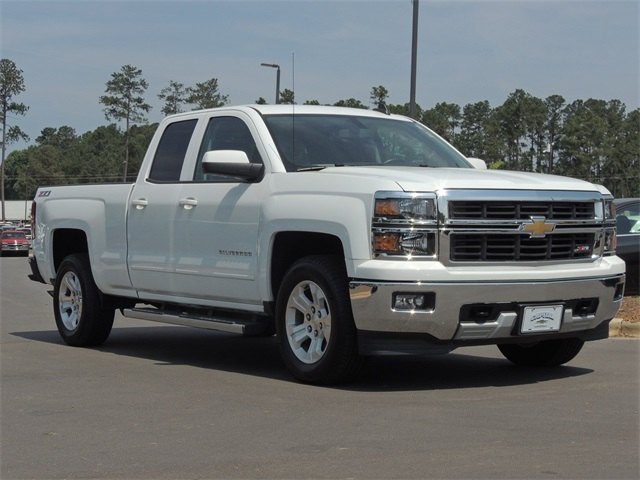 2015 Silverado 1500 Double Cab 4x4,  Pickup #9PB2103 - photo 1