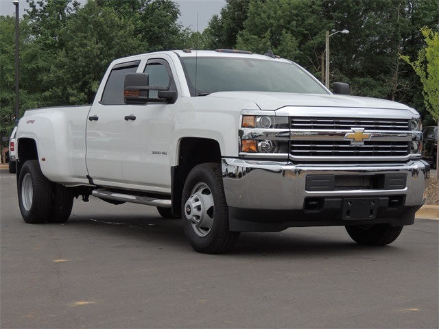2018 Silverado 3500 Crew Cab 4x4,  Pickup #9PC2113 - photo 1