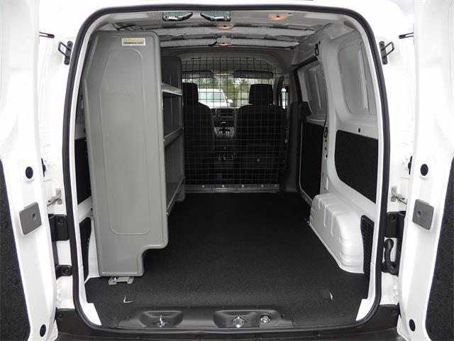 2021 Nissan NV200 4x2, Upfitted Cargo Van #9C48252A - photo 1