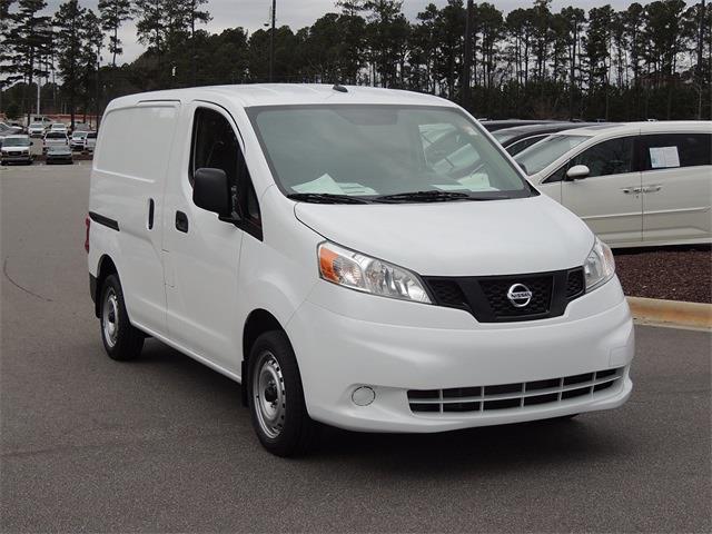 2021 Nissan NV200 4x2, Upfitted Cargo Van #9PC3690 - photo 1