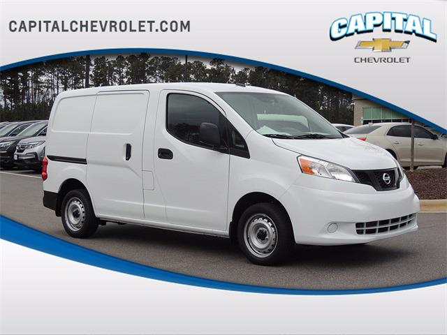 2021 Nissan NV200 4x2, Upfitted Cargo Van #9PC3691 - photo 1