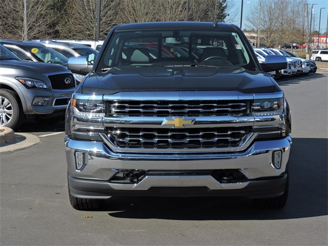 2017 Silverado 1500 Crew Cab 4x4, Pickup #9PJ1052 - photo 2