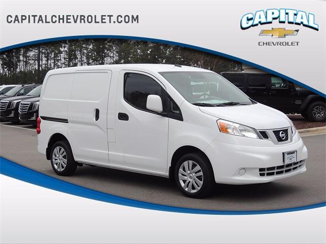 2021 Nissan NV200 4x2, Upfitted Cargo Van #9PJ3686 - photo 1