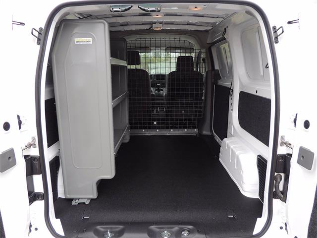 2021 Nissan NV200 4x2, Upfitted Cargo Van #9PJ3687 - photo 1