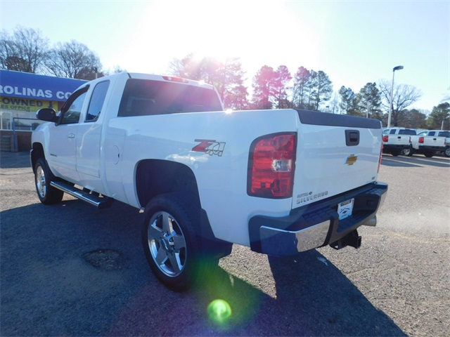 2013 Silverado 3500 Double Cab 4x4, Pickup #DT9C01976A - photo 5