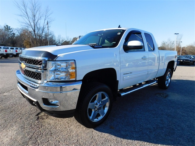 2013 Silverado 3500 Double Cab 4x4, Pickup #DT9C01976A - photo 7