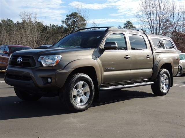 2013 Tacoma Double Cab,  Pickup #DT9C03891A - photo 4