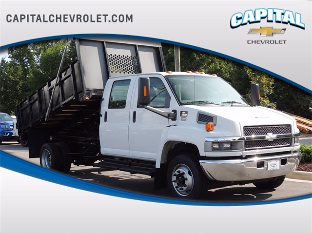 2005 Chevrolet C4500 4x2, Dump Body #DT9C08579A - photo 1