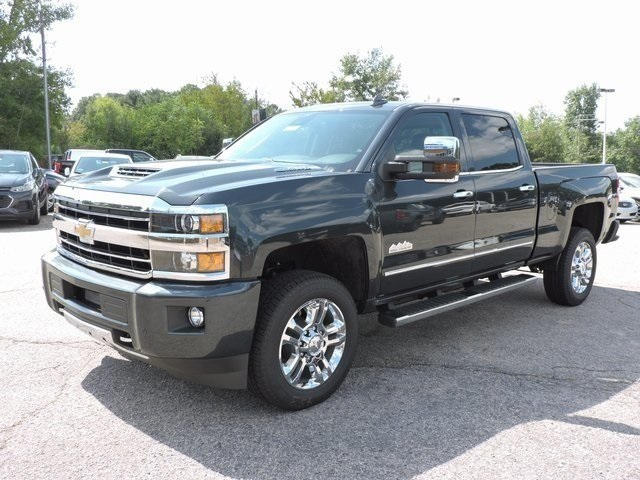 2019 Silverado 2500 Crew Cab 4x4,  Pickup #DT9C11936 - photo 4