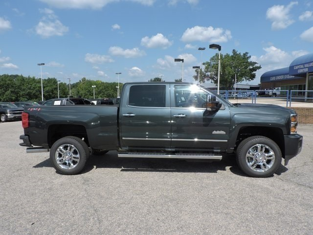 2019 Silverado 2500 Crew Cab 4x4,  Pickup #DT9C11936 - photo 8