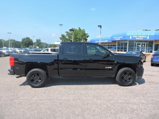 2017 Silverado 1500 Crew Cab 4x4,  Pickup #DT9C14060A - photo 3