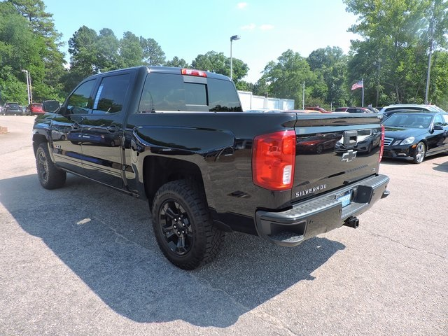 2017 Silverado 1500 Crew Cab 4x4,  Pickup #DT9C14060A - photo 5