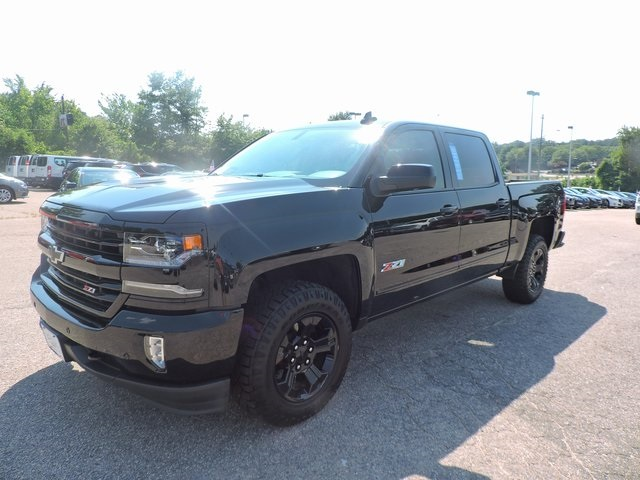 2017 Silverado 1500 Crew Cab 4x4,  Pickup #DT9C14060A - photo 7