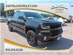2017 Silverado 1500 Crew Cab 4x4,  Pickup #DT9C14060A - photo 1