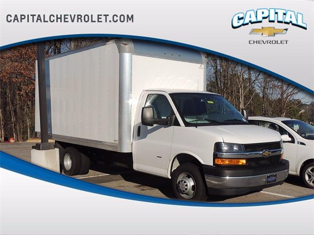 2021 Chevrolet Express 3500 4x2, Supreme Dry Freight #DT9C58011 - photo 1