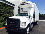 2016 F-650 DRW, General Truck Body Inc. Refrigerated Body #G4121 - photo 9