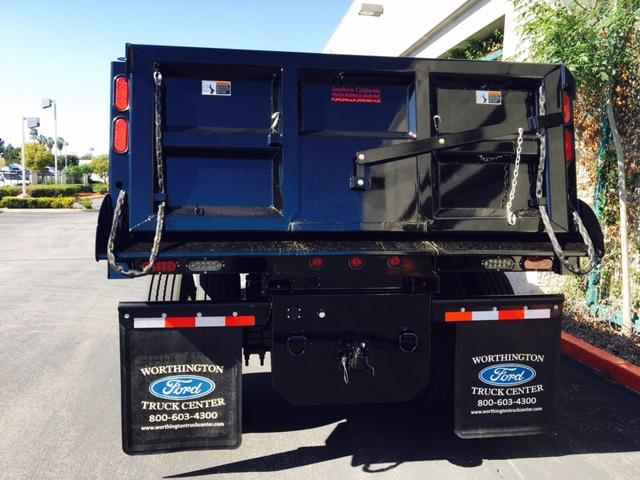 2017 F-650 Regular Cab, Rugby Dump Body #H2025 - photo 6