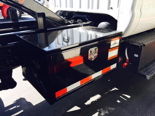 2017 F-650 Regular Cab, Rugby Dump Body #H2025 - photo 23