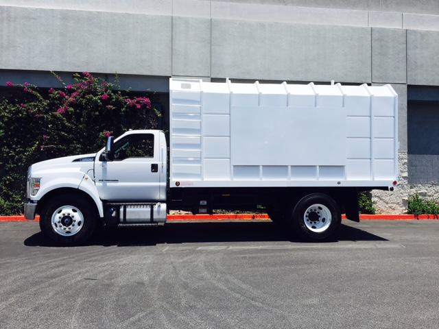 2017 F-650 Regular Cab, Southern California Truck Bodies Chipper Body #H2330 - photo 4