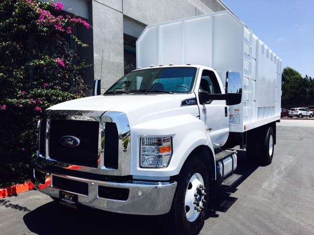 2017 F-650 Regular Cab, Southern California Truck Bodies Chipper Body #H2330 - photo 6