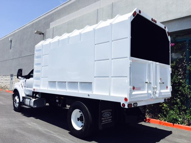 2017 F-650 Regular Cab, Southern California Truck Bodies Chipper Body #H2330 - photo 2
