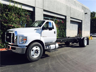 2017 F-650 Regular Cab Cab Chassis #H2620 - photo 3