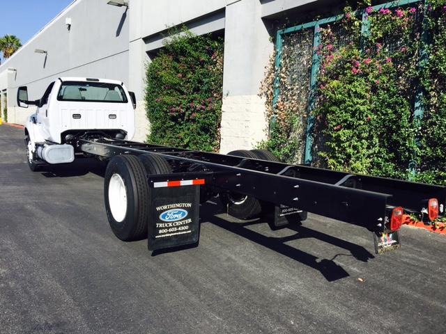 2017 F-650 Regular Cab Cab Chassis #H2623 - photo 2