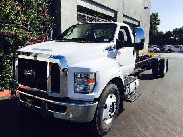 2017 F-650 Regular Cab Cab Chassis #H2624 - photo 4