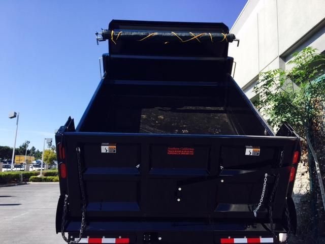 2017 F-650 Regular Cab, Rugby Dump Body #H2625 - photo 4